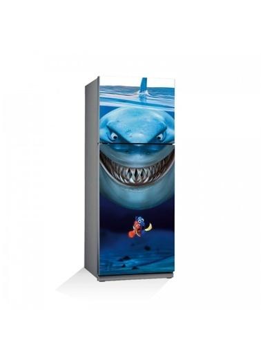 Disney Kayıp Balık Nemo-3 Buzdolabı Sticker Renkli